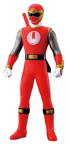Legend Sentai Hero Series 05 Hurrican Red (PVC figure) [JAPAN] by Bandai - 1