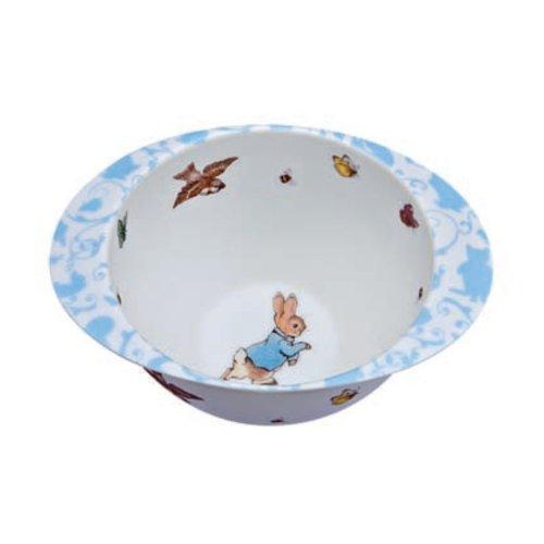 Petit Jour Peter Rabbit bowl with handles