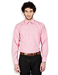 Arihant Men's Cotton Plain / Solid Formal Shirt (AR73110140)