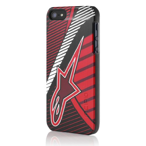 Great Price Incipio ALPN - 018 Alpinestars BTR Case for the iPhone 5 - 1 Pack - Retail Packaging - Red