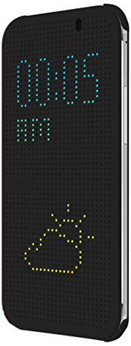 htc-dot-view-case-for-htc-one-m8-retail-packaging-warm-black-dark-gray