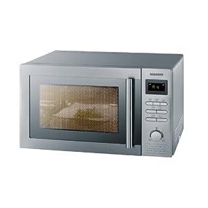 Severin MW 7848 Microonde con grill e forno ventilato, acciaio ...