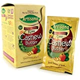 Artisana Raw Organic Cashew Butter - 10.6 oz box (travel packs)