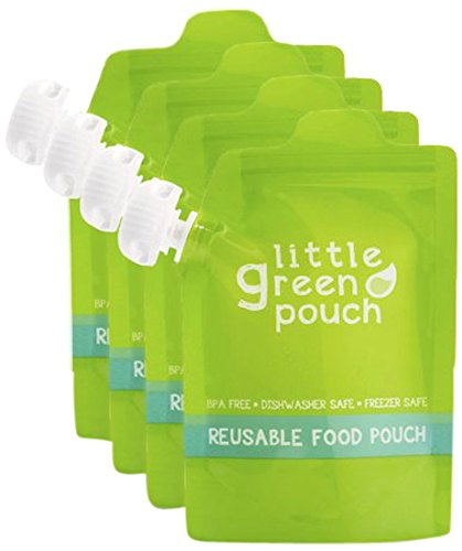 Little Green Pouch 4Pk