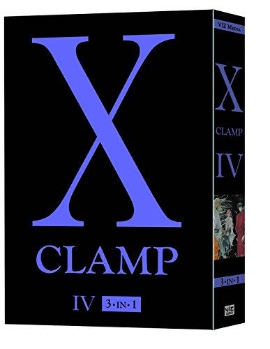 X, Vol. 4: 3-in-1 [CLAMP, .] (Tapa Blanda)