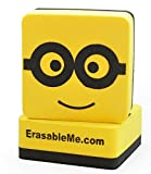 """Premium Magnetic Whiteboard Eraser, (12) Pack of 2"""" Erasers - NOW AVAILABLE WITH OPTIONAL MAGNETIC NOTEPAD AND DRY ERASE MARKER. Quickly Cleans White Boards. Perfect for Kids, School and Teachers."""