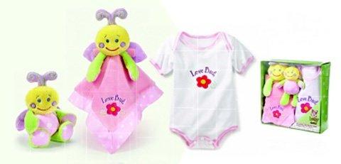 Ganz Baby Girls Love Bug Gift Set