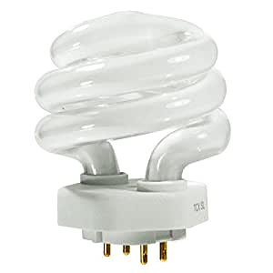 TCP 35015 15-watt Spring Lamp, 2700-Kelvin