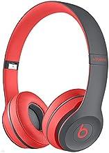 【国内正規品】Beats by Dr.Dre Solo2 Wireless Active Collection Bluetooth対応 密閉型ワイヤレスオンイヤーヘッドホン サイレンレッド 924181