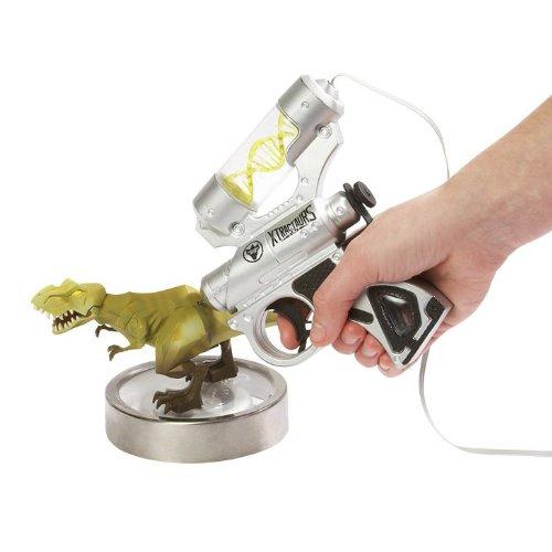 Buy Low Price Mattel Xtractaurs Starter Kit Create a Hybrid Dinosaur Battle Online Figure (B0026FT6DE)