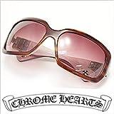 クロムハーツサングラス [ ChromeHeartsメガネ ]( Chrome Hearts サングラス クロムハーツ メガネ ) クリーム ( CREAM C1760004 ) /メンズメガネ/CHROMEHEARTS-043 [訳アリ!ケース汚れ]