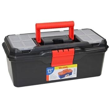 werkzeugkoffer westfalia 13 39 zoll werkzeugkiste werkzeugbox werkzeug neu dc302. Black Bedroom Furniture Sets. Home Design Ideas