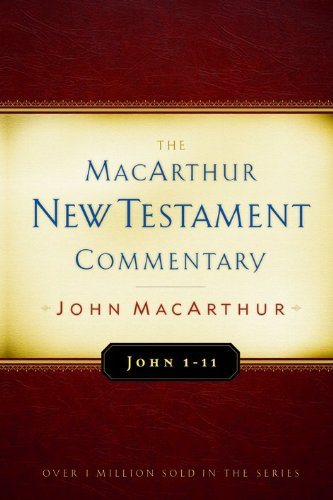 John 1-11 MacArthur New Testament Commentary (MacArthur New Testament Commentary Series) (Commentary 1 John compare prices)