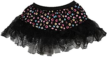 Colourful 1980s Liquorice Allsorts Sweets Fancy Dress Accessories Fun Hen Party (Bag)