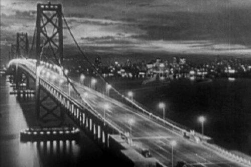 Classic Famous Bridge Films DVD: 1930 - 1950s Golden Gate Suspension Bridge, Bridge Collapse Disaster, & Bridge Construction, Design And Engineering History Pictures Films