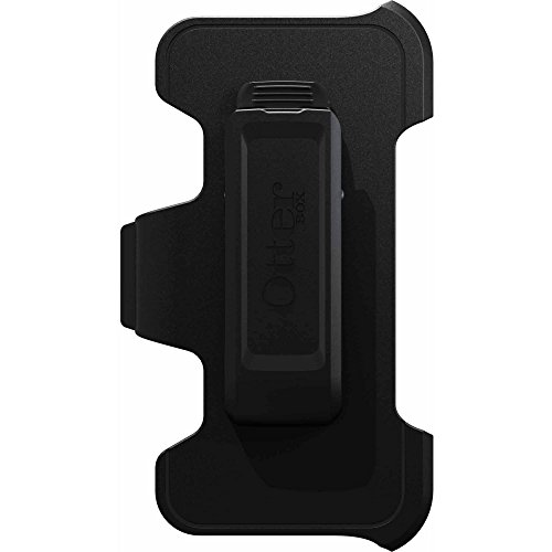 OtterBox Holster for iPhone 5/5S/5C - Non-Retail Packaging - Black (Otterbox Iphone 5 Belt Clip compare prices)