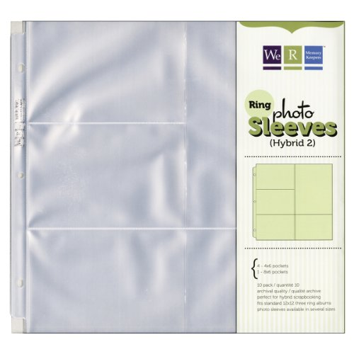 we-r-memory-keepers-12-x-12-inch-4-x-6-inch-8-x-6-inch-ring-photo-sleeve-pocket-protectors-pack-of-1