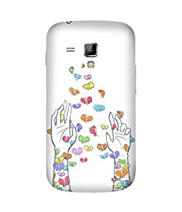 Free Yourself Samsung Galaxy S Duos S7562 Case