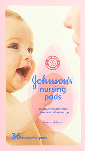 Johnson's Baby Nursing Pads, 36 Count