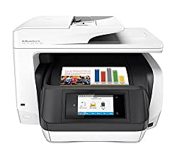 HP OfficeJet Pro 8720 All-in-One Printer (Print, Scan, Copy, Fax, Network, Wireless, Duplex, NFC)