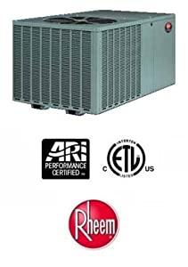 Rheem R22 Packaged Heat Pumps 13 SEER 2.5 Ton