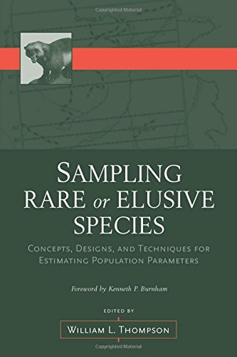Sampling Rare or Elusive Species: Concepts, Designs, and Techniques for Estimating Population Parameters