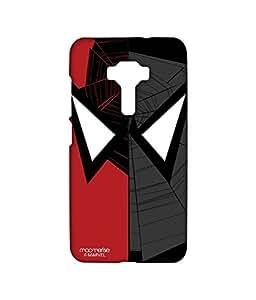 Face Focus Spiderman - Sublime Case for Asus Zenfone 3
