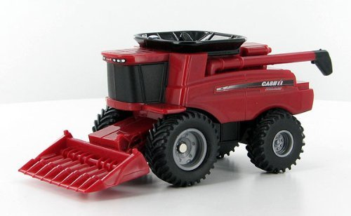 ERTL Toys Case IH Combine - ERTL Collect N Play Toy