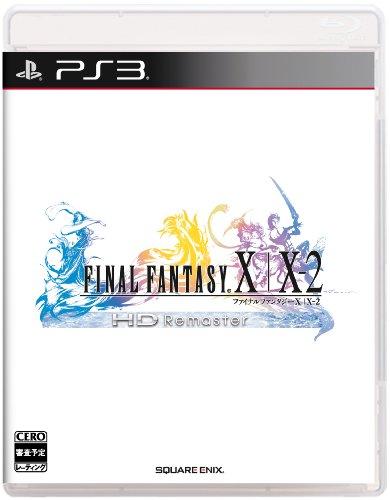 ファイナルファンタジー X/X-2 HD Remaster  初回生産特典PS3Rソフト「ライトニング リターンズ ファイナルファンタジーXIII」「スピラの召喚士」ウェア・杖・盾 3点セットのアイテムコード同梱