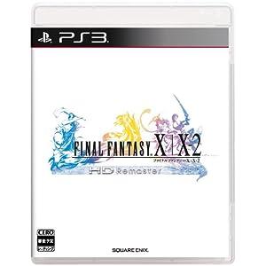 ファイナルファンタジー X/X-2 HD Remaster 初回生産特典PS3 ソフト「ライトニング リターンズ ファイナルファンタジーXIII」「スピラの召喚士」ウェア・杖・盾 3点セットのアイテムコード同梱