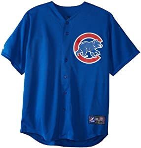 MLB Chicago Cubs Alternate Replica Jersey, Royal by Majestic