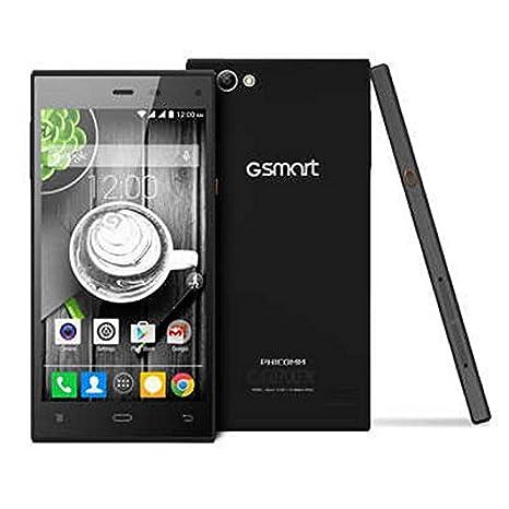 Gigabyte Guru GX Smartphone débloqué (Ecran: 5 pouces - 32 Go - Android) Noir (import Europe)