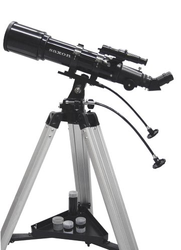 Saxon 705AZ3 Astronomy Sky and Land Achromatic Telescope