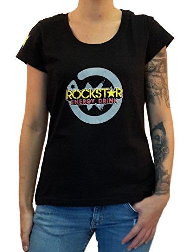 lorenzo-woman-rock-star-side-te-black-motogp-1231213-negro-extra-large