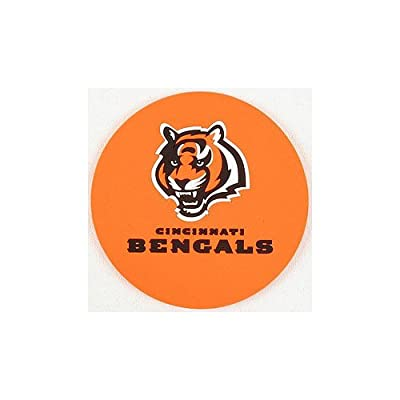 Cincinnati Bengals Coaster 4 Pack Set