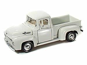 1956 Ford F-100 Truck 1/24 White