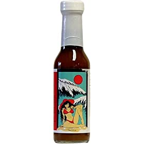 Hot Bitch at the Beach Hot Sauce