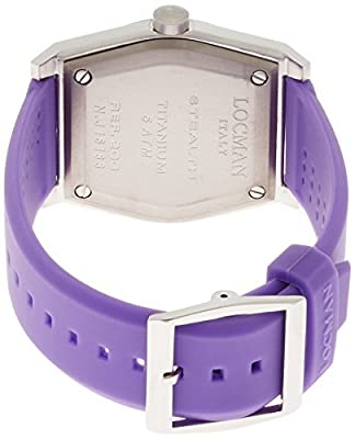 LOCMAN watch stealth Medium Quartz Ladies 0203 020300MWFVT0SIV Ladies