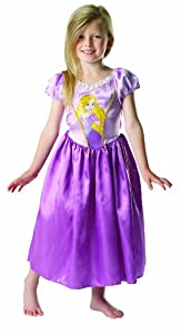 Disney - I-881859M - Déguisement - Costume Classique Raiponce - Taille M 5-6 ans
