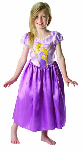 DISNEY PRINCESS RAPUNZEL CLASSIC CHILDRENS FANCY DRESS KID HALLOWEEN COSTUME NEW