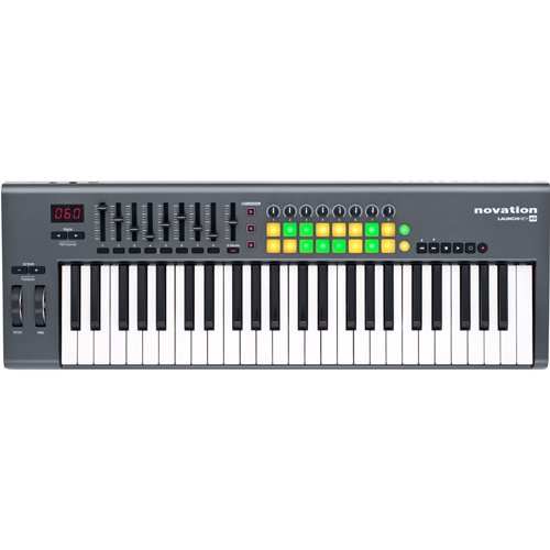 Novation MIDIコントローラー LaunchKey 49