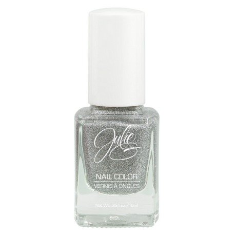 Jesse's Girl Frosted Gum Drops Textured Nail Colors - LIMITED EDITION - SILVER BELLS (Jesse Girl Nail Polish compare prices)