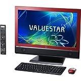 NEC PC-VW770GS6R [VALUESTAR W VW770/GSシリーズ 23型ワイド液晶/HDD2TB/ブルーレイディスクドライブ クランベリーレッド]