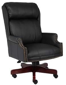 Boss High Back Leatherplus Executive Chair