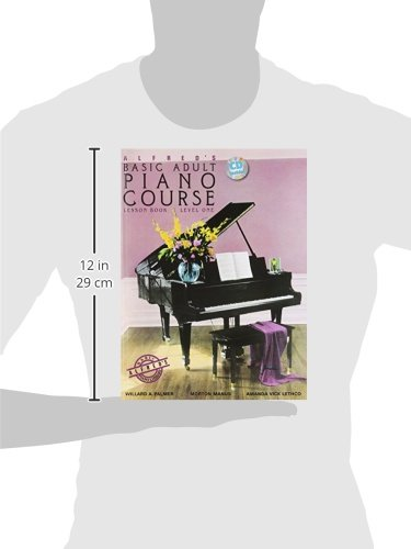piano lesson books for adults pdf