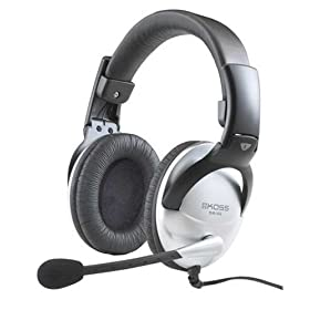 Koss SB-45 Noise-Canceling Headphones w/ Mic