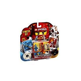 LEGO Ninjago Spinjitzu Starter Set 2257