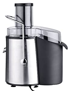 Chefs Star® Juicer Wide Mouth Fruit & Vegetable Juice Extractor - Stainless Steel by Chefs Star�