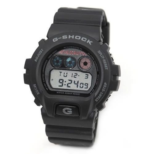 Casio g-shock overseas model Dethklok Metalocalypse model DW-6900FSAS-1 death metal like the Miss DW 6900FSAS-1 watches mens [parallel import goods].