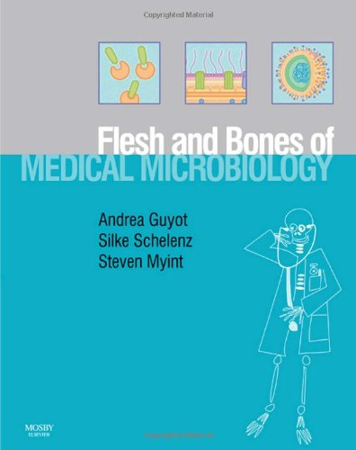 The Flesh and Bones of Medical Microbiology, 1e (Flesh & Bones)